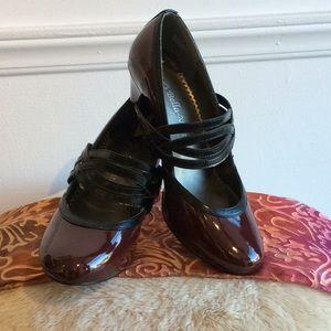 Bella Vita, red heels